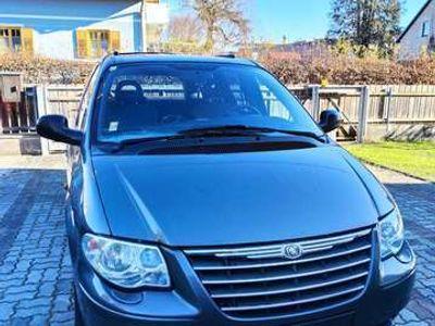 gebraucht Chrysler Grand Voyager VoyagerLimited Stow'n Go CRD Aut. Kombi / Family Van