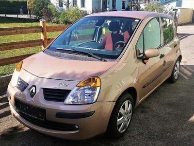 gebraucht Renault Modus 1,5 dCi Kombi / Family Van