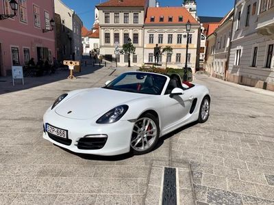 gebraucht Porsche Boxster S PDK Chrono PASM Klappenauspuff