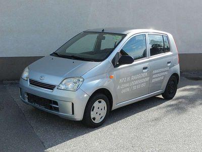 gebraucht Daihatsu Cuore Top - Exportpreis mit Klima Klein-/ Kompaktwagen