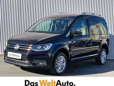 gebraucht VW Caddy Highline TDI 4MOTION