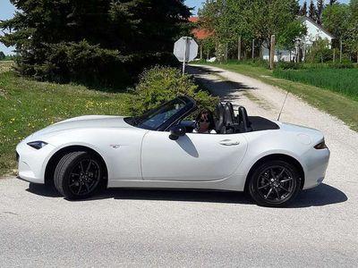 gebraucht Mazda MX5 G130 Attraction Cabrio / Roadster