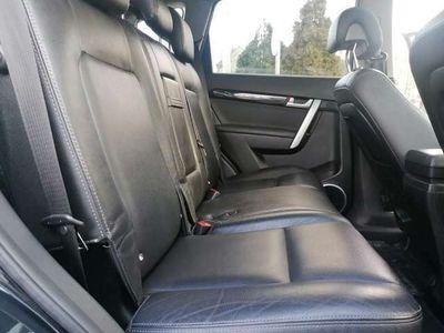gebraucht Chevrolet Captiva LT 2,2 4WD Aut.