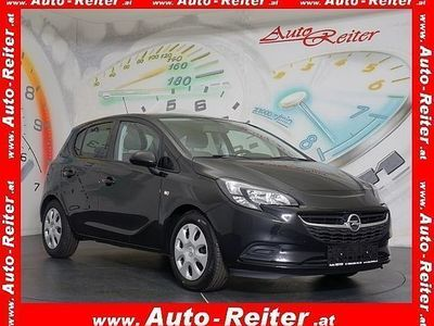 gebraucht Opel Corsa 1,4 Österreich Edition *BARPREIS OHNE BONI* *NP: ~€ 16.650,-* SITZ- UND LENKRADHEIZUNG, KLIMA!*