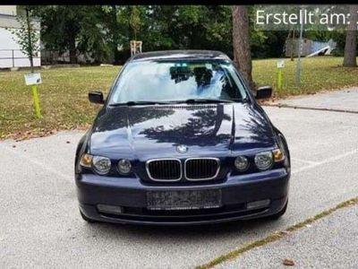 gebraucht BMW 316 Compact 3er-Reihe ti Klein-/ Kompaktwagen