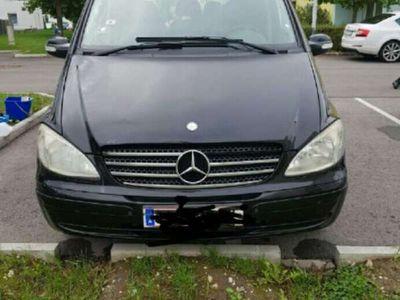 gebraucht Mercedes Viano 2.2 cdi Kombi / Family Van,