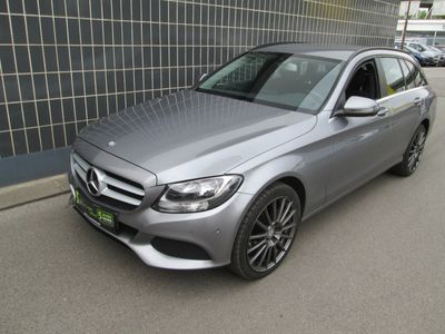 gebraucht Mercedes C180 T Navigation,Klimatronic,Parkpilot,
