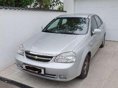 gebraucht Chevrolet Nubira 1,8 CDX Limousine
