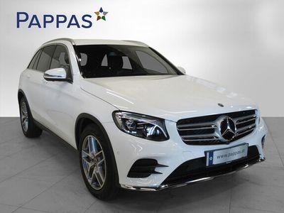 gebraucht Mercedes 220 GLC4MATIC Aut. AMG Line, AHK