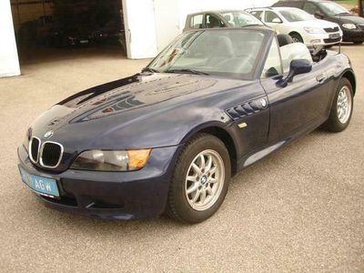 gebraucht BMW Z3 Roadster 1,8 Cabrio / Roadster