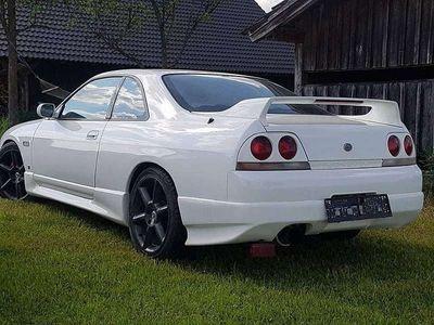 gebraucht Nissan Skyline R33 GTST Sportwagen / Coupé