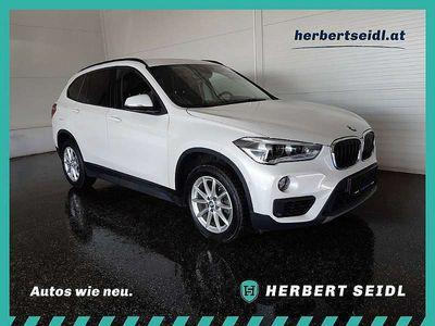 gebraucht BMW X1 xDrive18d Advantage Aut. *NP € 49.891,- / ACC / LED*, 150 PS, 5 Türen, Automatik