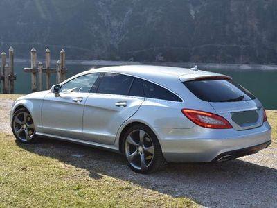gebraucht Mercedes CLS250 Shooting Brake CDI Aut.