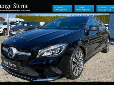 gebraucht Mercedes CLA220 Shooting Brake d URBAN, LED, Navi