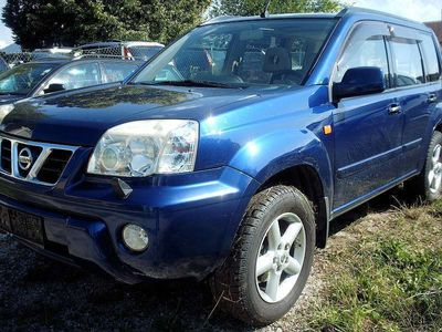 gebraucht Nissan X-Trail Luxury 2,0 16V SUV / Geländewagen