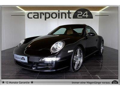 """gebraucht Porsche 911 Carrera 4S Coupé /19""""/Keramic/Abgas/Schieb... Sportwagen / Coupé,"""