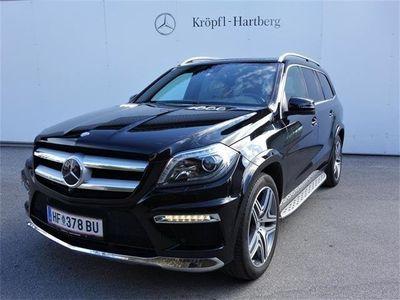gebraucht Mercedes GL350 BlueTEC 4MATIC Aut.