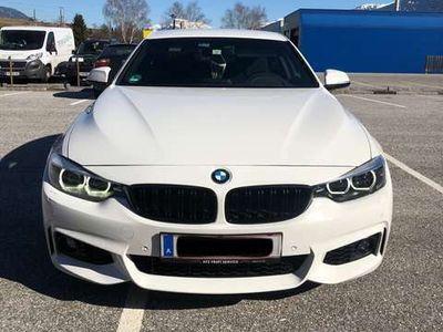 gebraucht BMW 420 4er-Reihe Coupe Diesel (F32) Coupe M Sport Aut.