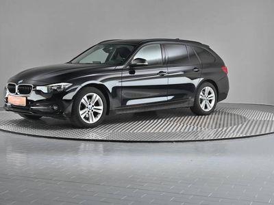 gebraucht BMW 320 3 Serie d touring Sport Line xDrive