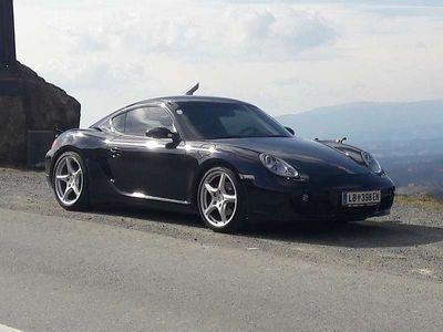 gebraucht Porsche Cayman S 3,4 / 987 / 6Zyl.-Sauger / PASM / Sport Chrono Sportwagen / Coupé,
