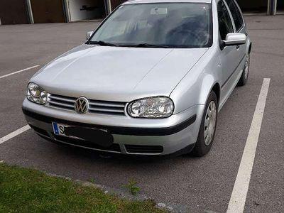 gebraucht VW Golf IV GolfKlein-/ Kompaktwagen,