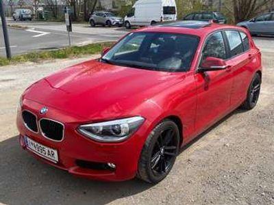 gebraucht BMW 116 1er-Reihe Diesel (F20) Aut.