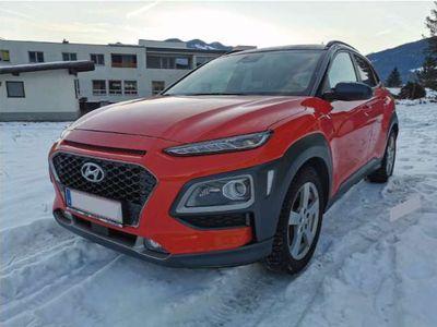 gebraucht Hyundai Kona 1,6 TGDi 4WD Style SUV / Geländewagen