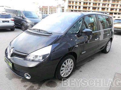 used Renault Espace 2,0 dCi 150 Initiale Paris Kombi / Family Van,