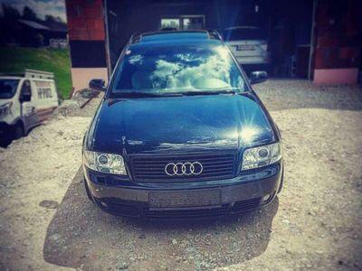 gebraucht Audi A6 Avant quattro 2,7 T V6
