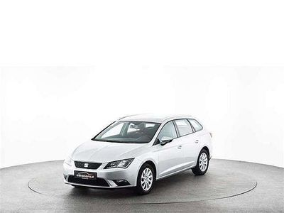 gebraucht Seat Leon ST Executive 1,6 TDI CR Start-Stopp Kombi / Family Van,