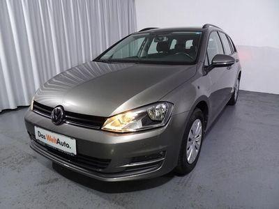 gebraucht VW Golf Variant Trendline TDI