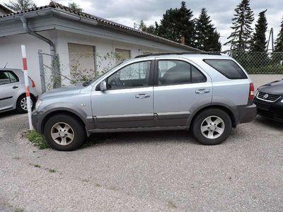 gebraucht Kia Sorento 2,5 CRDi Luxury SUV / Geländewagen,