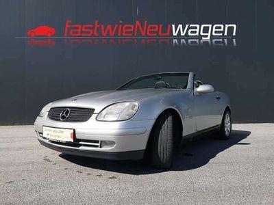 gebraucht Mercedes SLK230 Kompressor Cabrio/Roadster