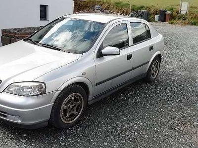 gebraucht Opel Astra Comfort DI Ds. Limousine