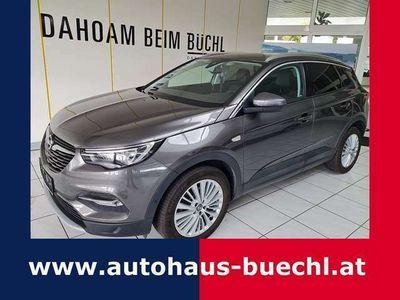 gebraucht Opel Grandland X 1,6 CDTI BlueInjection Innovation Start/Stopp