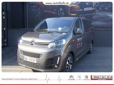 gebraucht Citroën Spacetourer BlueHDI 180 S&S EAT6 XL Business Lo... Kombi / Family Van,
