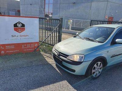 gebraucht Opel Corsa 1,7 DTi 16V Elegance **EXPORT**