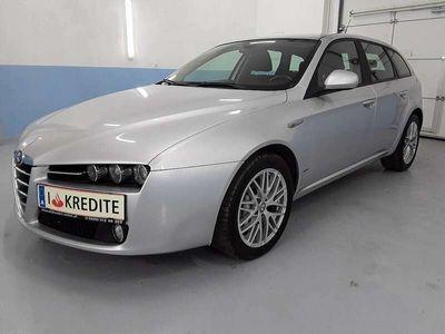 gebraucht Alfa Romeo 159 Alfa 2,4 JTDM 20V Distinctive *SOFORT FINANZIERUN