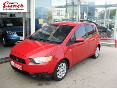 gebraucht Mitsubishi Colt 5dr 1,1 MPI Top Edition Limousine