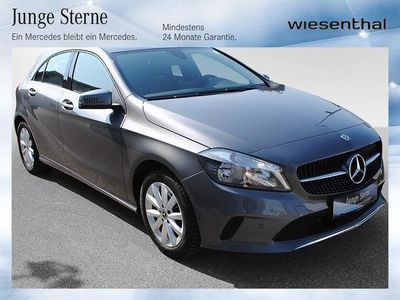used Mercedes A160 d