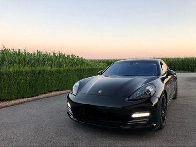 gebraucht Porsche Panamera 4S PDK Aktionsverkauf bis 01.09.2018