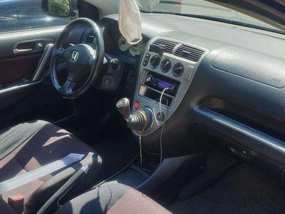 gebraucht Honda Civic 1,4i LS Sport