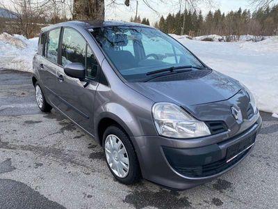 gebraucht Renault Grand Modus ModusExpression 1,2 16V Kombi / Family Van