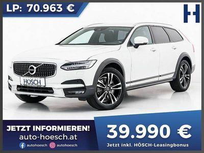gebraucht Volvo V90 CC D4 AWD Aut. LP: 70.963,-€