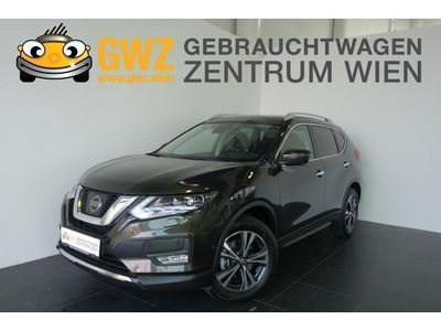 gebraucht Nissan X-Trail N-Connecta 2.0 dCi Xtronic 4x4 7 Sitze NC Safety