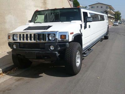 gebraucht Hummer H2 Limousine