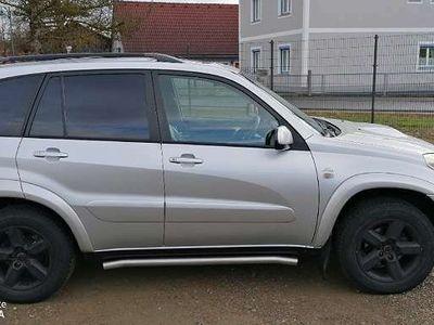 gebraucht Toyota RAV4 2.0Tdi SUV / Geländewagen