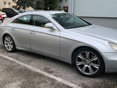 gebraucht Mercedes CLS320 Limousine