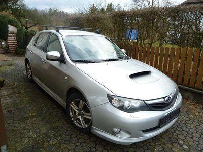 gebraucht Subaru Impreza Sport Limousine