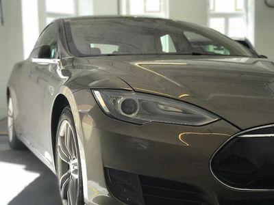 gebraucht Tesla Model S 90D inkl free SuC TOP Zustand